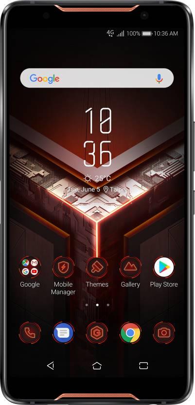 Asus ROG (Black, 128 GB)(8 GB RAM)