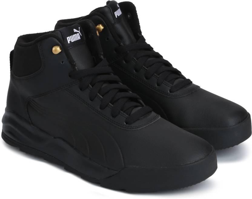 Sortendesign mehr Fotos 100% authentifiziert Puma Desierto Sneaker L Sneakers For Men - Buy Puma Black ...