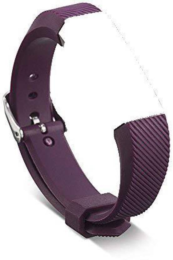 CellFAther Wristband Strap for Fitbit Alta/Fitbit Alta HR Wine(Watch