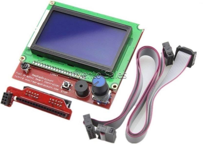 Robodo 3D Printer Kit Ramps 14 Plus 12864 LCD Plus Arduino