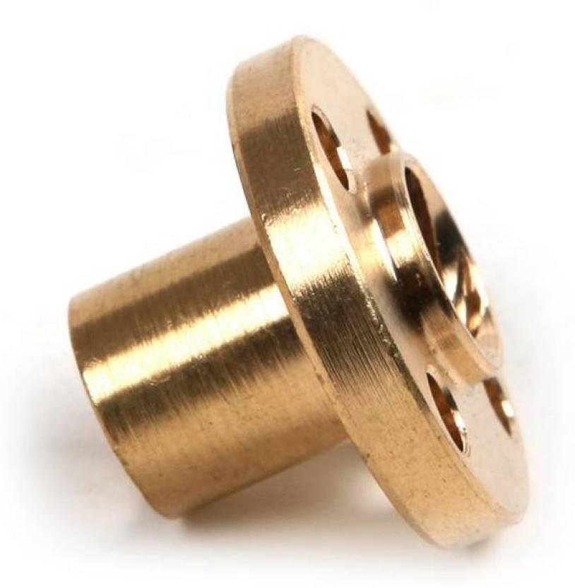 Pinchdart 3d Printer CNC Machine Parts M8 copper nut for lead screw
