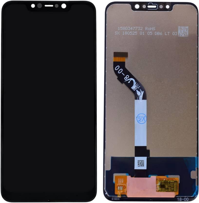 YUVKUZ LCD Display with Touch Screen Xiaomi Poco Pocophone