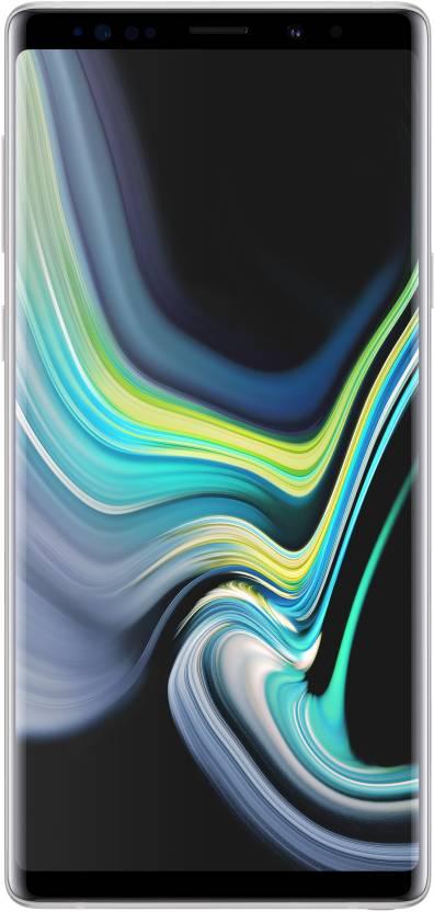 Samsung Galaxy Note 9 (Alpine White, 128 GB)(6 GB RAM)