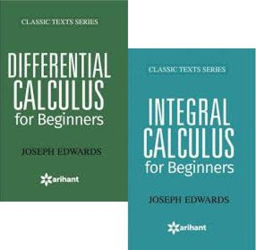Calculus Book For Beginners