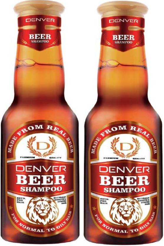 Denver Beer Shampoo-Made from real Beer - Price in India