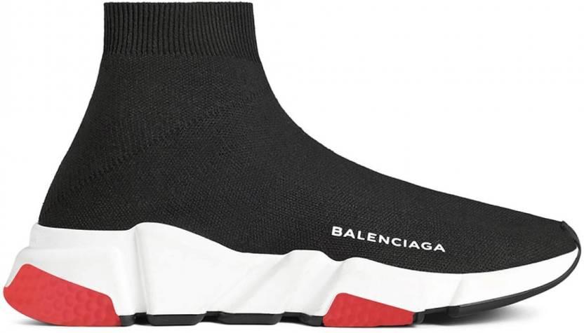 d111429628e8 Balenciaga Speed Trainer Sneaker Tess S Gomma Maille Noir Sneakers For Men  (Black)
