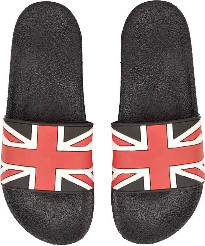 daf27fee48674 ADJ USA Flag Full Rubber House Slippers For Men And Boys Slides - Buy ADJ  USA Flag Full Rubber House Slippers For Men And Boys Slides Online at Best  Price ...