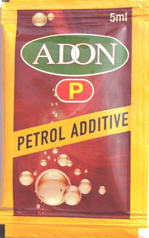 SERVO ADON P (5ML Pack of 50) for all Petrol Vehicles High-Mileage