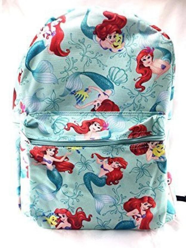 """Backpack 16/"""" Disney Allover Print Backpack Large School Backpack"""