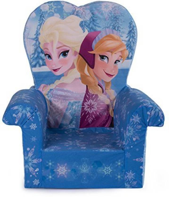 Genrc Marshmallow Furniture Children S Foam High Back Chair Disney