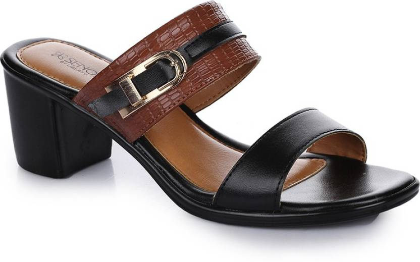 aa592047cb6e Liberty Women Black Heels - Buy Liberty Women Black Heels Online at ...