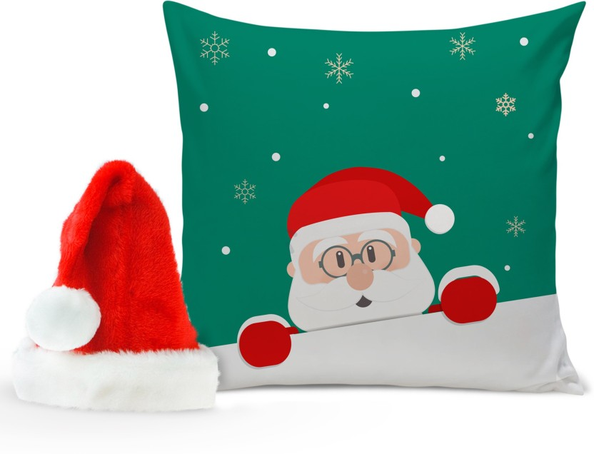 Tied Ribbons Christmas Gifts for Brother Office Colleague Elder Brother Cousin Best Friend Printed Cushion Cover With Filler and Christmas Cap Cushion ...  sc 1 st  Flipkart & Tied Ribbons Christmas Gifts for Brother Office Colleague Elder ...