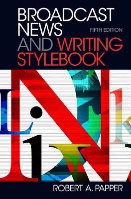 Broadcast News and Writing Stylebook Plus MySearchLab