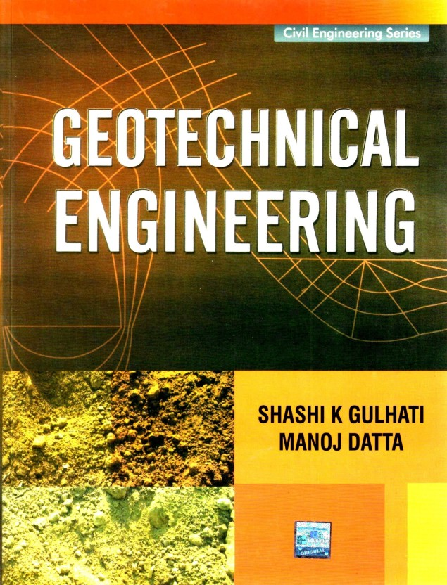 Engineering book pdf geotechnical