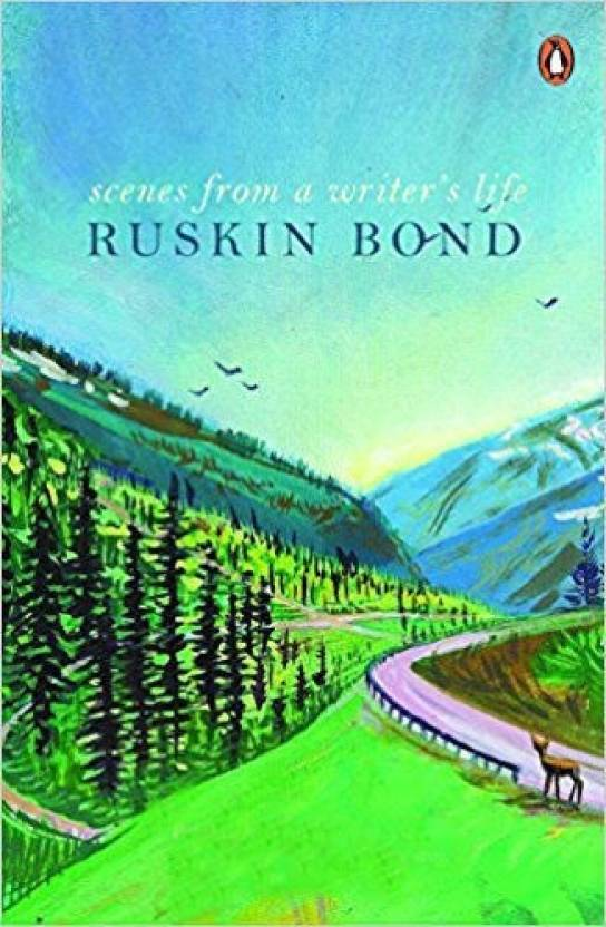 Scenes From A Writers Life English Paperback Bond Ruskin