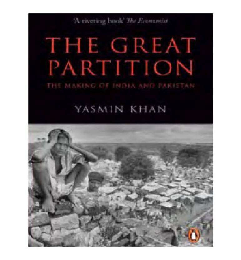 The Great Partition - The Making of India and Pakistan: Buy