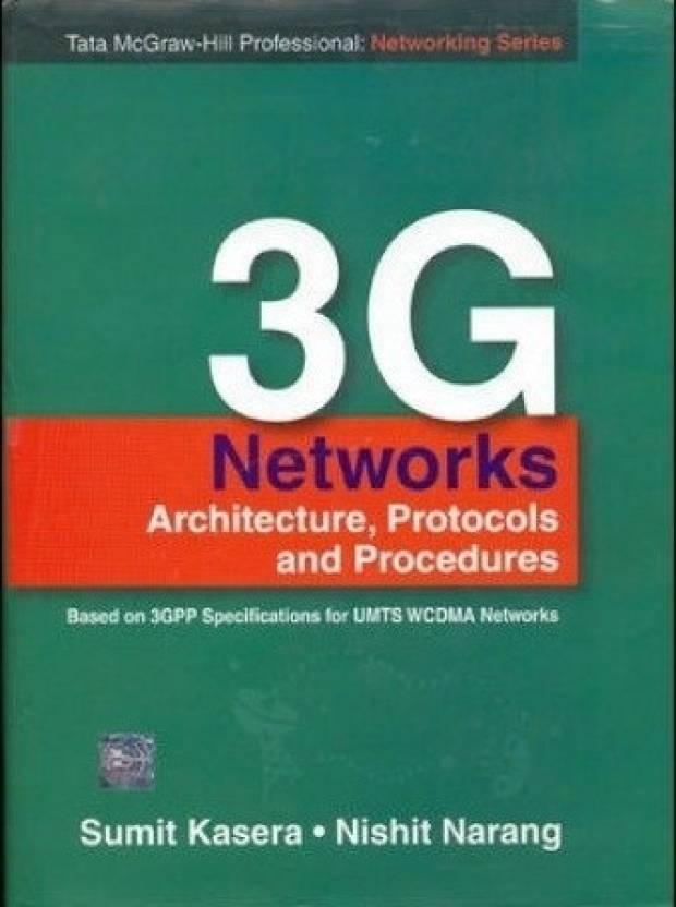 3G Networks: Architecture, Protocols & Procedures: Buy 3G
