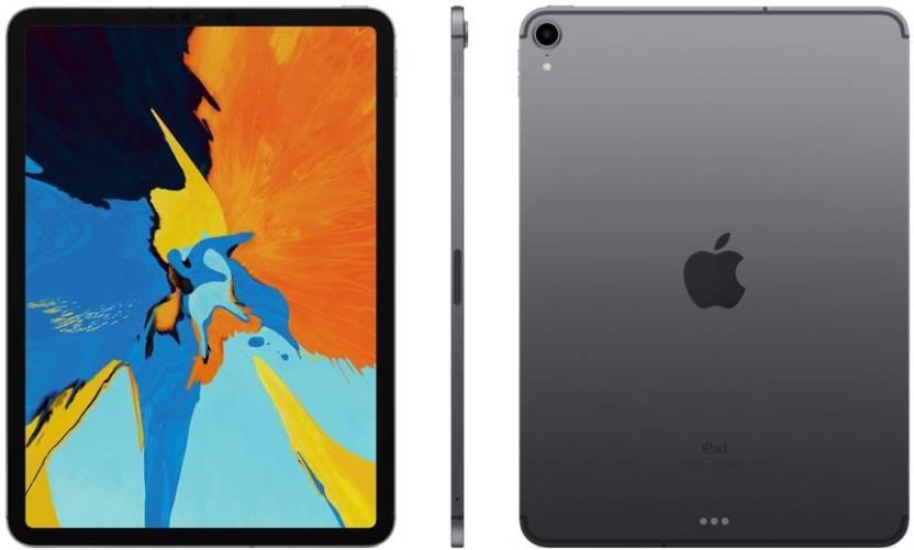 Apple iPad Pro (2018) 512 GB 11 inch with Wi-Fi+4G (Space Grey)