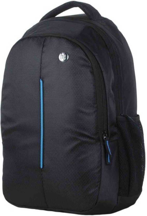 HP HP0008 21 L Laptop Backpack  (Black)