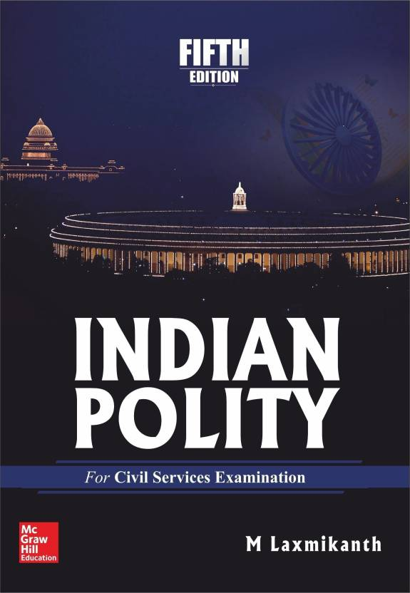 Indian Polity 5 Edition  (English, Paper back, M. Laxmikanth)