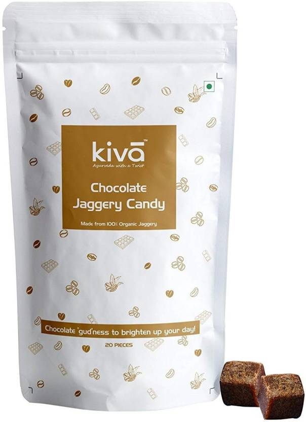KIVA Chocolate Gur Candy Chocolate Candy Price in India - Buy KIVA ... 0de40ac138