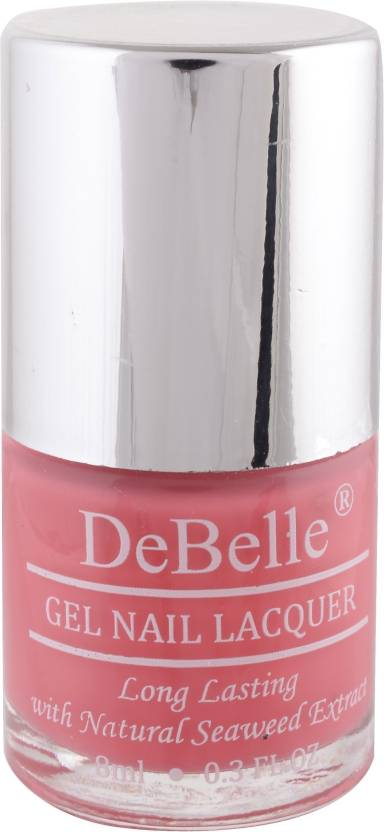 Debelle Gel Nail Lacquer With Natural Seaweed Extract Bebe Kiss