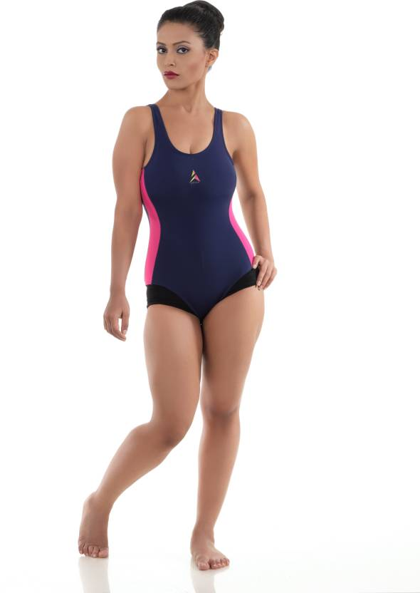 a44e10a77ca83d Attiva Solid Women's Swimsuit - Buy Attiva Solid Women's Swimsuit Online at  Best Prices in India | Flipkart.com