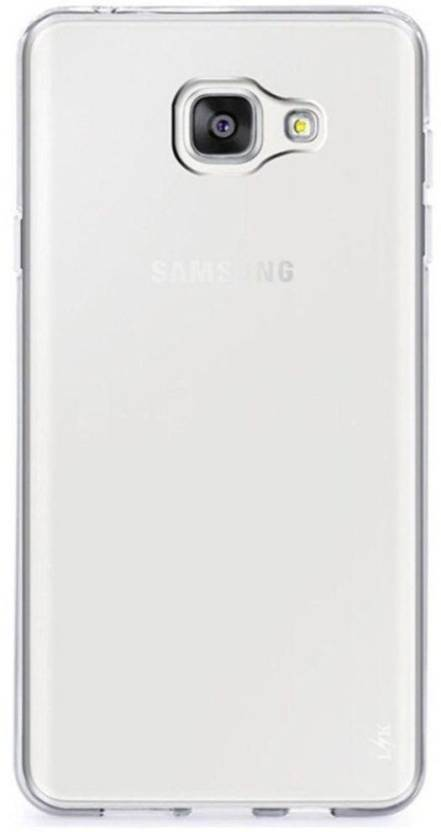 Hydbest Back Cover for Samsung Galaxy J7 Prime Transparent