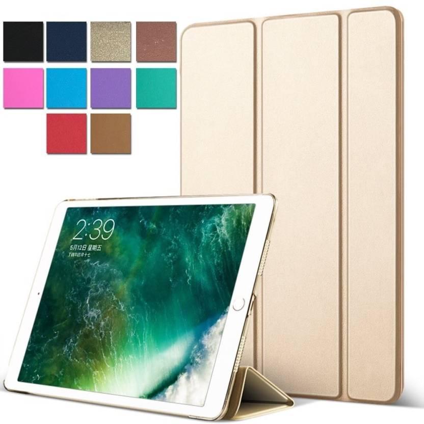 DuraSafe Cases Flip Cover for Apple iPad 4 / iPad 3 / iPad 2   9.7\ Gold, Shock Proof