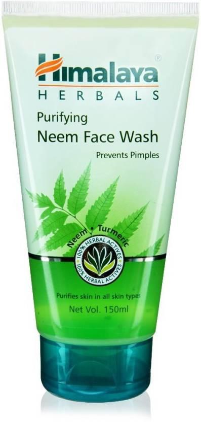 Himalaya Purifying Neem Face Wash  (150 ml)