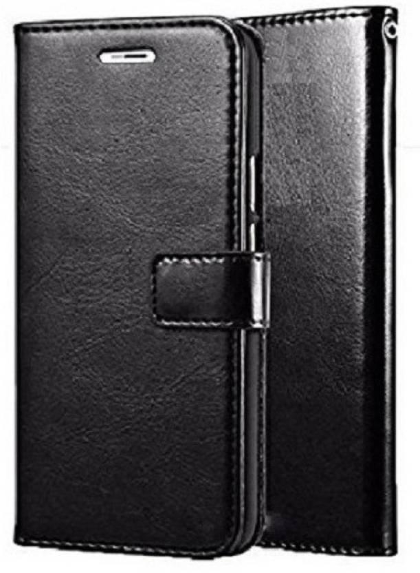 Groovy Flip Cover for Lenovo K6 Power Black