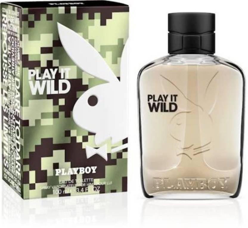 Playboy Play It Wild Eau de Toilette - 100 ml  (For Men)