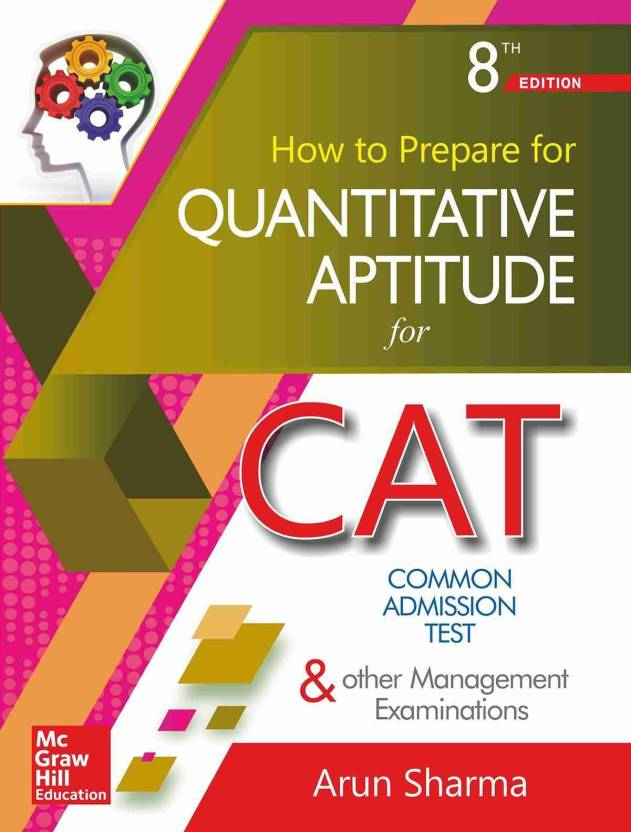How to Prepare for Quantitative Aptitude for the CAT  (English, Paperback, Sharma Arun)