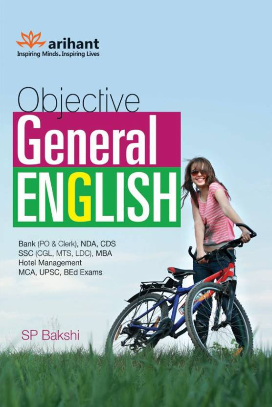 Objective General English  (English, Paperback, Bakshi S. P.)