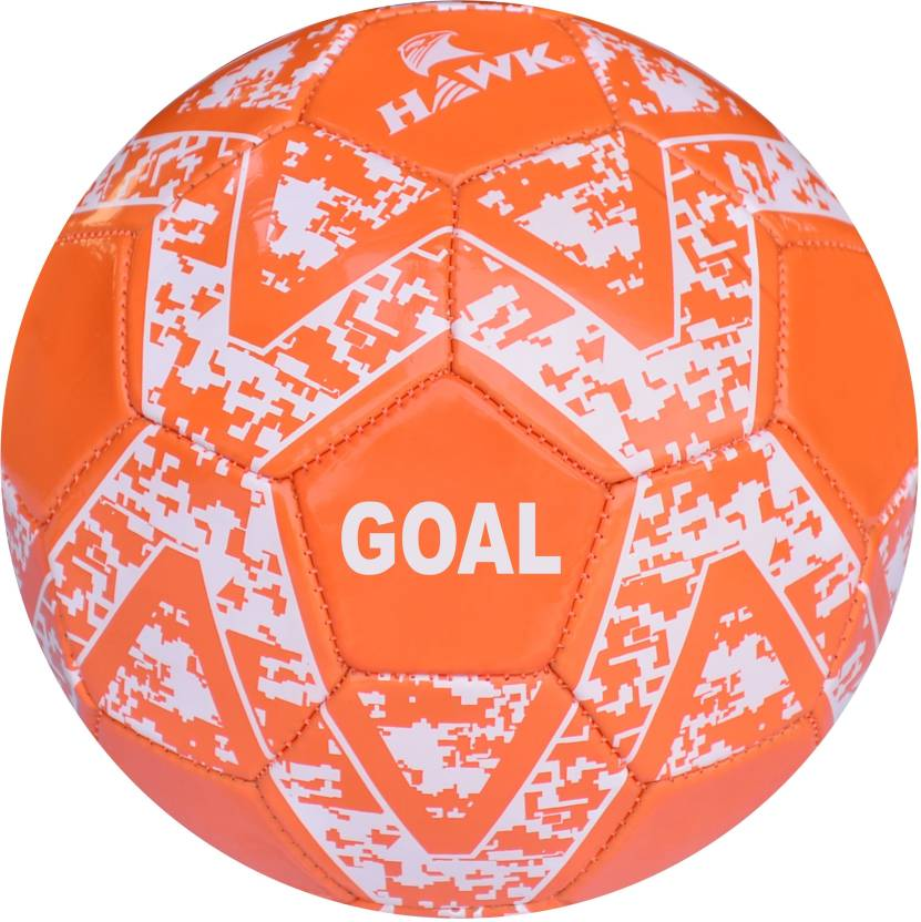 HAWK Goal, Size 5 Football   Size: 5