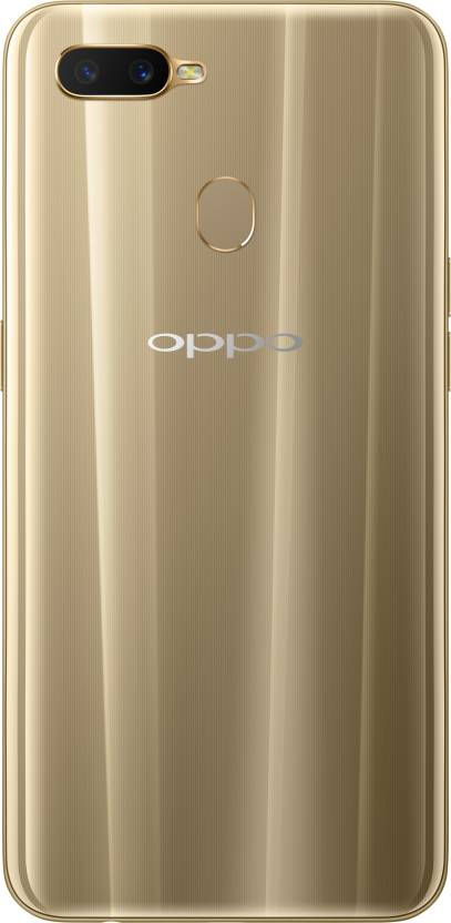 OPPO A7 (Glaring Gold, 64 GB)(3 GB RAM)