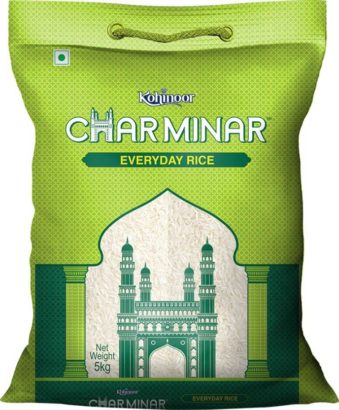 Kohinoor Charminar Everyday Rice (Broken)  (5 kg)