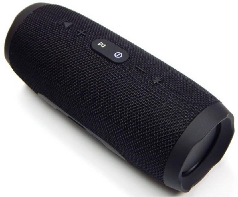 Charge 3 splashproof Bluetooth speakers