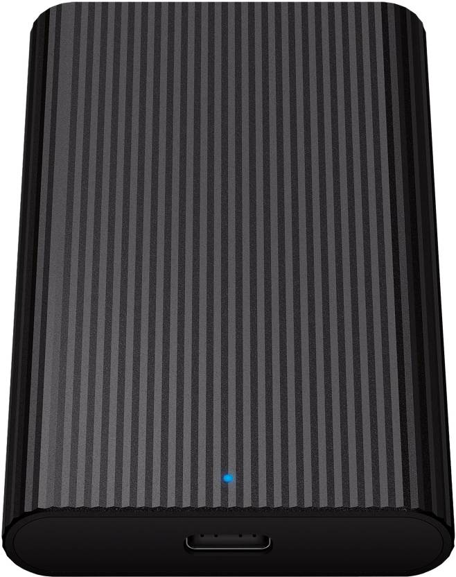 Sony 960 GB Wired External Solid State Drive(Black, Mobile Backup Enabled)
