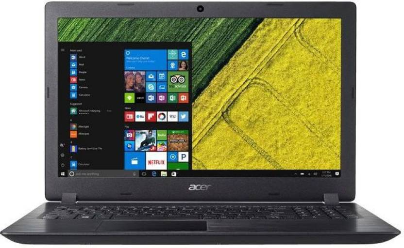 Acer A315-21 (UN.GNVSI.009) Laptop (15.6 Inch|AMD Dual Core|4 GB|Win 10 Home|1 TB)