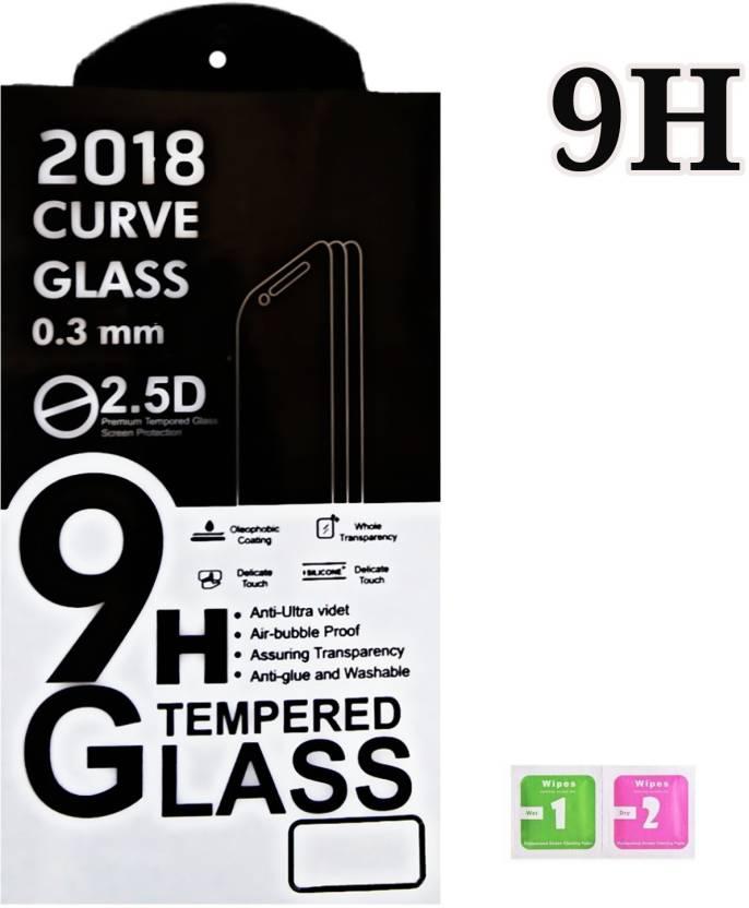 NaturalBuy Tempered Glass Guard for Mi Redmi 4A