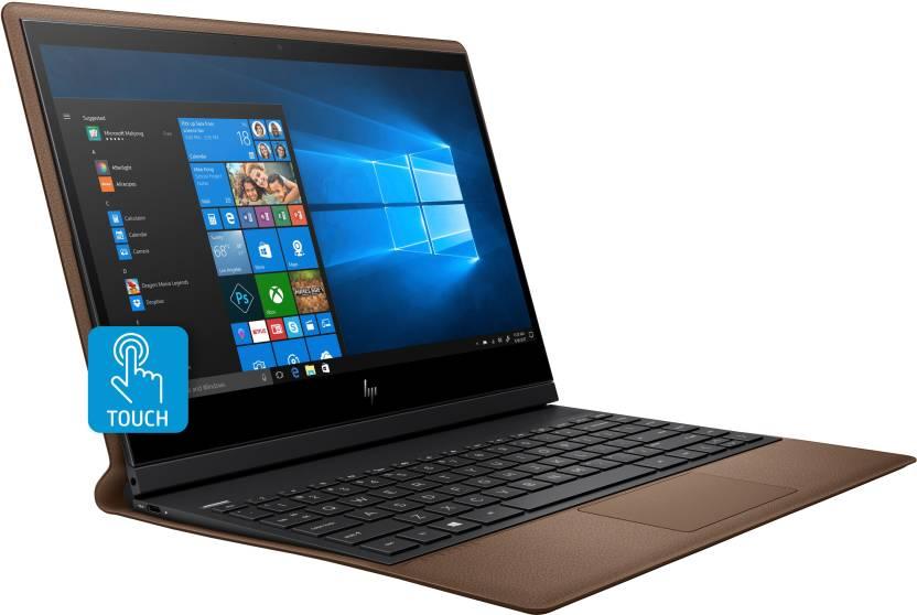 HP Spectre Folio x360 Core i7 8th Gen - (16 GB/512 GB SSD/Windows 10 Pro) 13-ak0040TU 2 in 1 Laptop(13.3 inch, Cognac Brown, 1.47 kg, With MS Office)