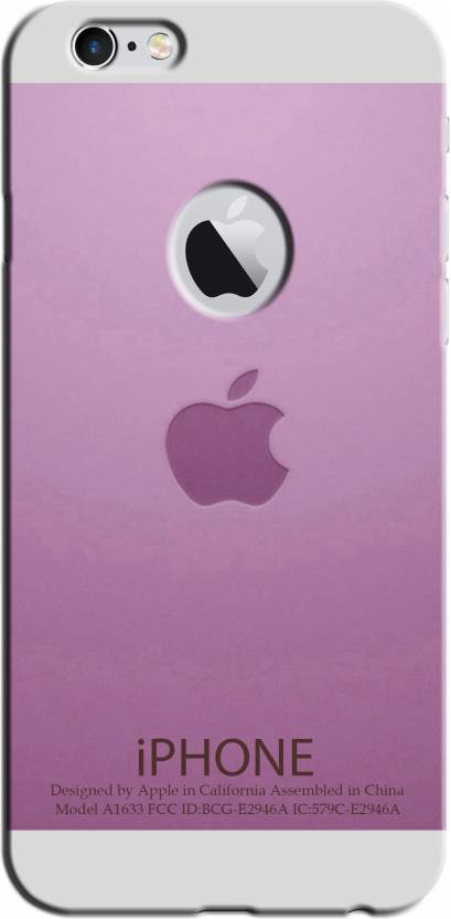 Cooldone Back Cover for Apple iPhone 6