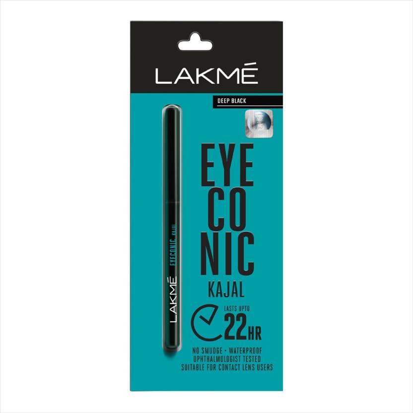 Get 20% off on Eyes Makeup Lakme Eyeconic Kajal Pencil