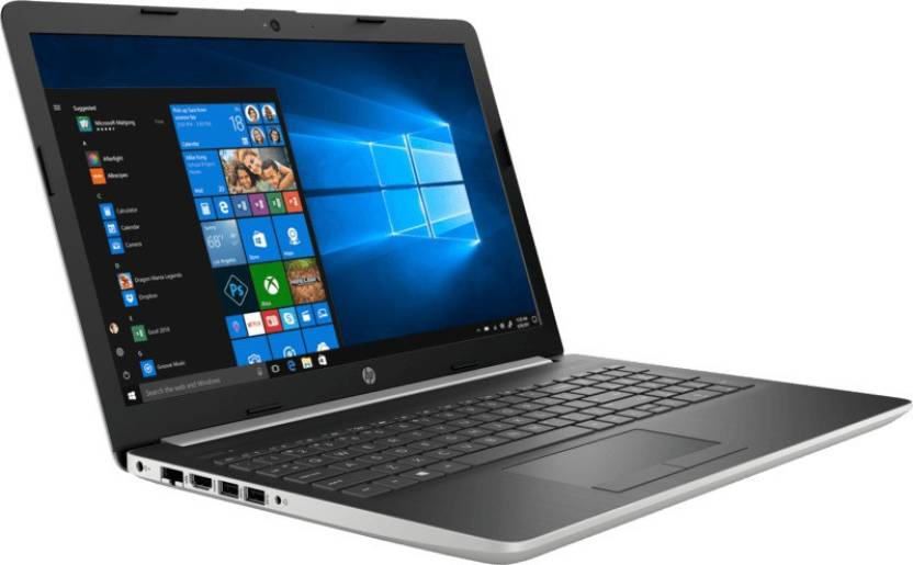 HP Notebook Core i7 8th Gen - (8 GB/1 TB HDD/Windows 10/4 GB Graphics) 15G-BR108TX Laptop(15.6 inch, Silver, With MS Office)