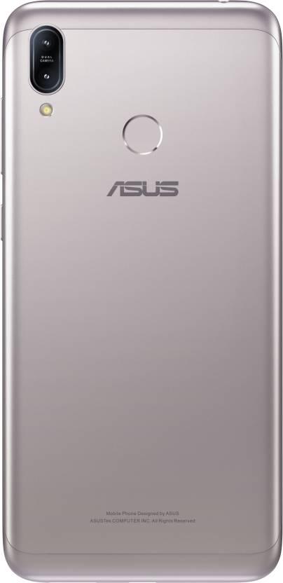 Asus ZenFone Max M2  Silver, 32   GB  3   GB RAM  Asus Mobiles