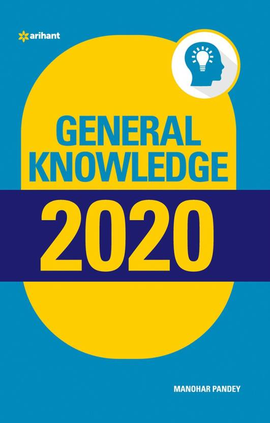 General Knowledge 2020  (English, Paperback, Manohar Pandey)