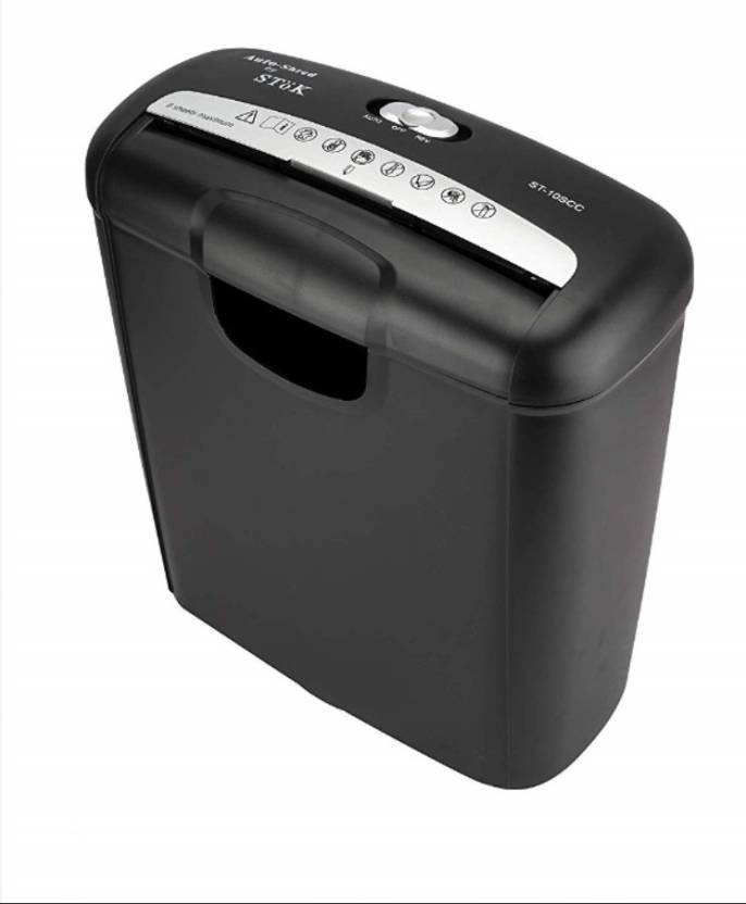 Stok ST-10SCC Shredder Paper Trimmer, best paper shredder, how to cut papers, paper shredder