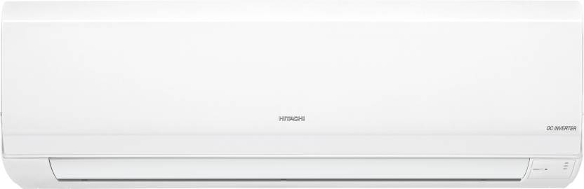 Hitachi 1.5 Ton 4 Star Split Inverter AC   White RSN/ESN/CSN 417HCEA, Copper Condenser
