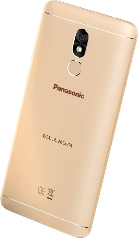 Panasonic Eluga Ray 800 (Gold, 64 GB)
